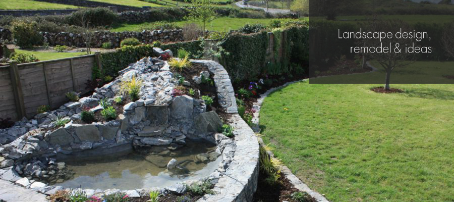Green valley galway landscaping for Garden design galway